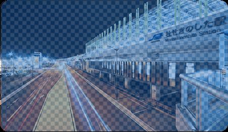 大型商業施設のある「新しい駅」のまちづくり